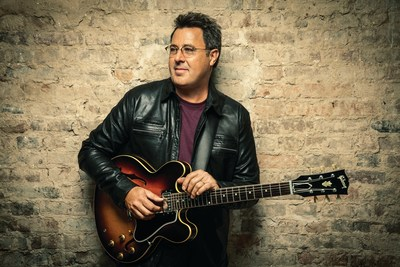 Country Music Legend, Vince Gill