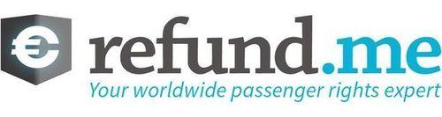 refund.me Logo (PRNewsFoto/refund_me)