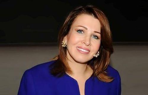 Laila Al Sheikhly (PRNewsFoto/Alarab TV)