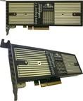 Smart IOPS Data Engine D2-LP PCIe NVMe SSDs