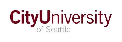 City University of Seattle logo.  (PRNewsFoto/City University of Seattle)