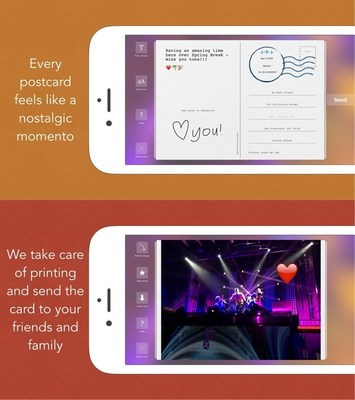Meet sqgl! The modern app for traditional postcards.