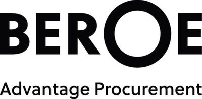 Beroe logo (PRNewsFoto/Beore)