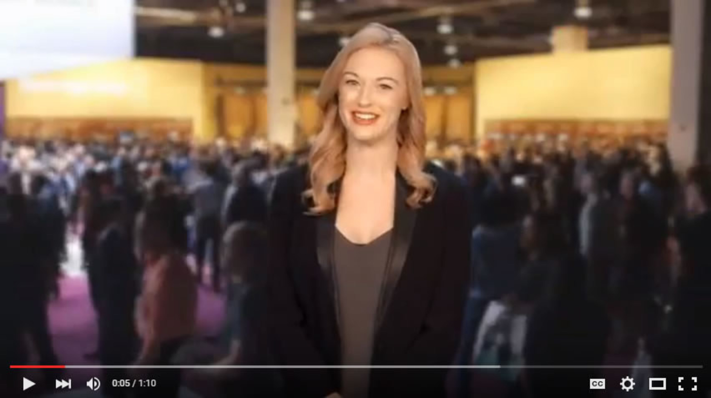NAB Show Chooses Idomoo to Create Personalized Video Invite for Attendees