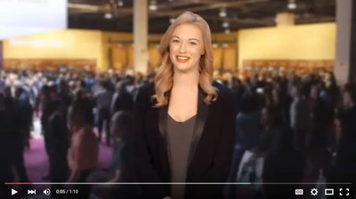 NAB Show and Idomoo worked together to create a personalized video that invites attendees to return to the Post Production World Conference in Las Vegas. Watch the video for yourself