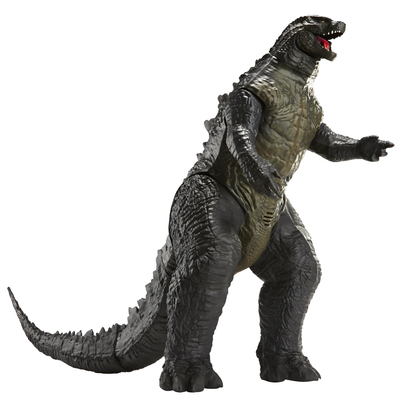 "WBCP partner Jakks Pacific offers the 43"" long Massive Godzilla figure. (PRNewsFoto/Warner Bros. Consumer Products)"