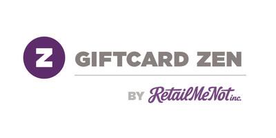 New GiftCard Zen by RetailMeNot Logo