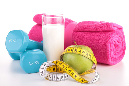 GET FIT WITH GOT MILK? IN 2014: Motivate and Shape Up with Expert's Tips and Online Community. (PRNewsFoto/California Milk Processor Board (CMPB)) (PRNewsFoto/CALIFORNIA MILK PROCESSOR...)