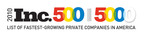 FastSpring®  Named #41 on the Inc. 500 List
