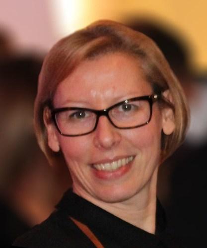 Nicoletta Nicoli, Group Sales Operations Director, EMEA and India, PR Newswire. (PRNewsFoto/PR Newswire)