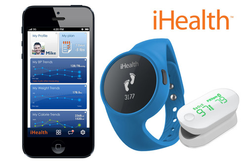 iHealth released two fitness devices to add to their suite of personal mobile health products: the Wireless ...