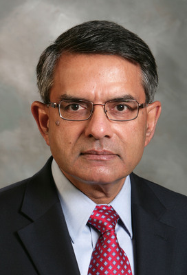 Honeywell's UOP President and CEO, Dr. Rajeev Gautam.(PRNewsFoto/Honeywell)
