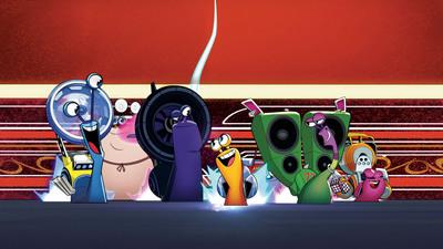 DreamWorks Animation's Turbo FAST to launch on December 24 as Netflix first original series for kids.  (PRNewsFoto/Netflix, Inc.)
