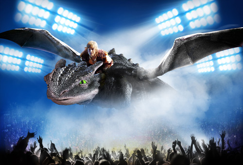 DREAMWORKS' HOW TO TRAIN YOUR DRAGON LIVE SPECTACULAR Launches In North America This Summer!