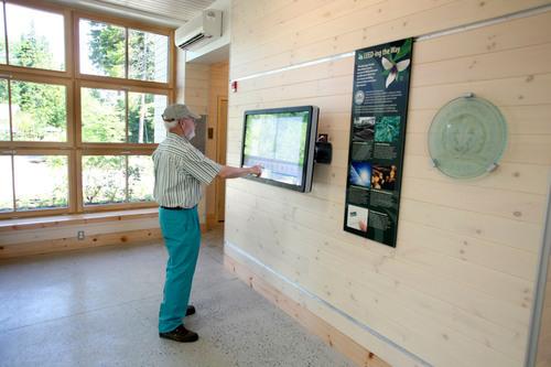 Coastal Maine Botanical Gardens Project Achieves Net-Zero Energy Use
