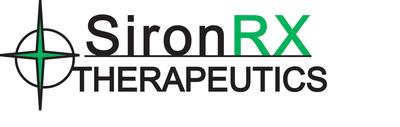 SironRX Therapeutics Inc.  (PRNewsFoto/SironRX Therapeutics, Inc.)