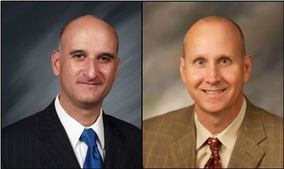 Left: Jose Nava, Chief Executive Officer Latin America; Right: Scott Sureddin, Chief Executive Officer North America