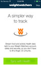 Weight Watchers Leverages iOS 8 And HealthKit With New Features (PRNewsFoto/Weight Watchers International)