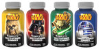 Helping kids keep up a healthy routine just became a bit more fun with the new Star Wars TM brand Gummy Vitamins by NatureSmart. (PRNewsFoto/NatureSmart, LLC)