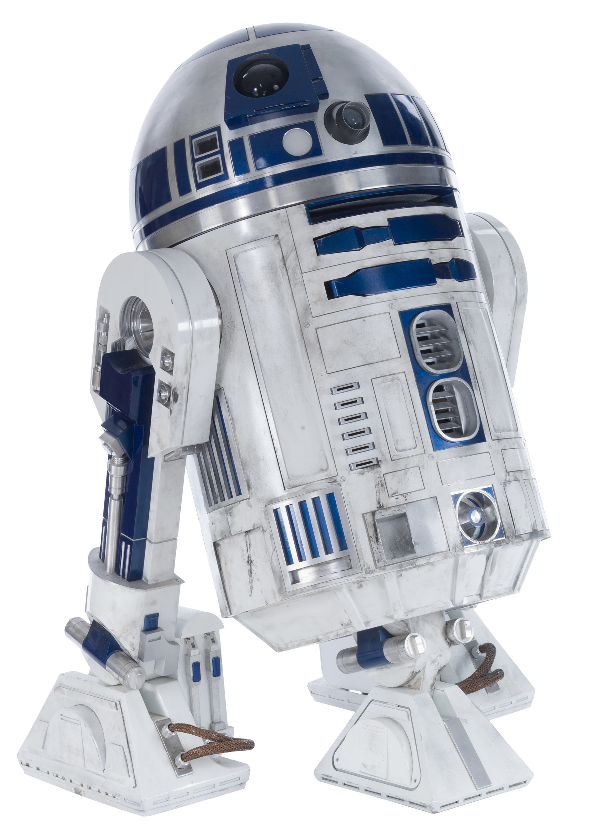 This is the droid you're looking for! R2-D2 going to auction Nov 20-21