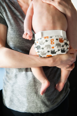 gDiapers and Every Mother Counts Kick Off Partnership to Launch Gentle Giants gPants