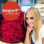 Samantha Sackler, CEO of designer8*