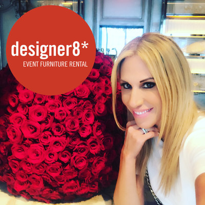 Samantha Sackler, CEO of designer8*