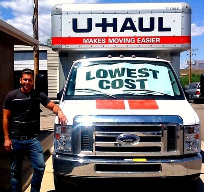 L&G Auto Sales Shifts Gears with the Addition of U-Haul Products and Services (PRNewsFoto/U-Haul)