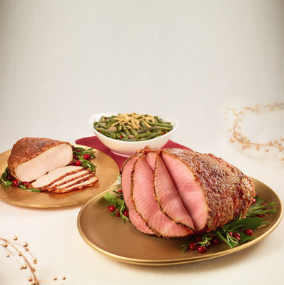 For Holiday Entertaining, Savor the Celebration with HoneyBaked