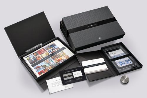 SANDOW introduces the LuxeBox.  (PRNewsFoto/SANDOW)
