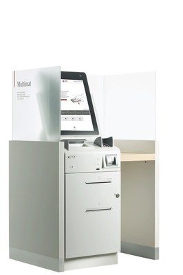 UBS AG Brings Future Of Branch Automation To Switzerland With End-To-End Solution From Diebold