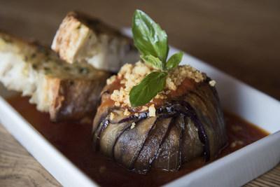 "Tortino di melanzane ""Eggplant Parmigiana"" (Photo Credit: Macchialina)"