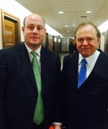 Canary CEO, Dan Eberhart, attends Senate Energy and Natural Resources Committee hearing.