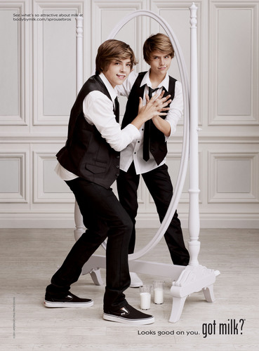 See Double With the Sprouse Bros. New Milk Mustache Ad!
