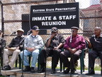 Former inmates and officers return to the abandoned cellblocks of Eastern State Penitentiary to share their memories with the public on Saturday, May 9, 2015.