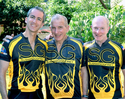 "Susman Godfrey's Cycling Team ""Swift Justice"" Raises $180,000 to Fight Multiple Sclerosis"
