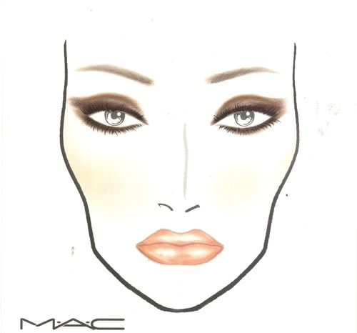 Phoebe Lettice (PRNewsFoto/MAC Cosmetics)