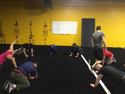Warriors push their limits during a recent nutrition and fitness summit hosted by Wounded Warrior Project.