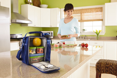 Rubbermaid's New LunchBlox Build the Perfectly Packed Lunch for Work or School