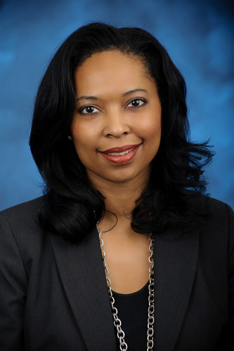 Patricia Lewis, Human Resources vice president, Information Systems & Global Solutions. (PRNewsFoto/Lockheed ...