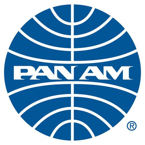 Pan American World Airways, Inc. logo. www.panam.com.  (PRNewsFoto/Pan American World Airways, Inc.)