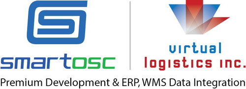 Premium Development & ERP, WMS Data Integration.  (PRNewsFoto/Virtual Logistics Inc.)