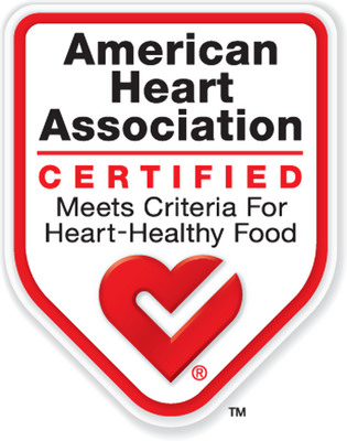 """California Walnuts Certified with American Heart Association's """"Heart-Check Mark"""""""