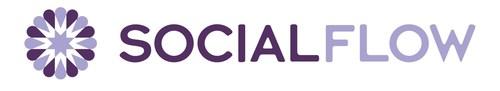 SocialFlow Logo (PRNewsFoto/SocialFlow) (PRNewsFoto/SocialFlow)