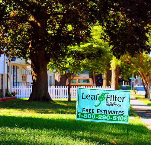 LeafFilter(TM) North, Inc. Gutter Guards expand operations to the Nashville, Tennessee area market.  (PRNewsFoto/LeafFilter North, Inc)