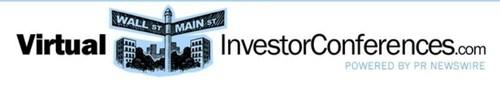 View investor presentations 24/7 at  www.virtualinvestorconferences.com . (PRNewsFoto/OTC Markets Group Inc.) (PRNewsFoto/OTC Markets Group Inc.)