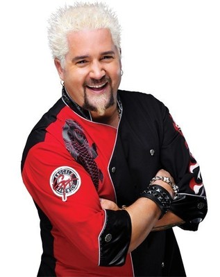 Guy Fieri's Smokehouse will open to the public September 2016