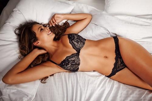 Playboy and Bendon launch new intimates collection. #BIOFITxPlayboy (PRNewsFoto/Playboy)