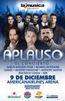 LaMusica, Zeta 92.3FM y Félix Cabrera Concert Series presentan