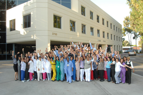 Lakewood Regional Medical Center ranked first among Tenet California hospitals